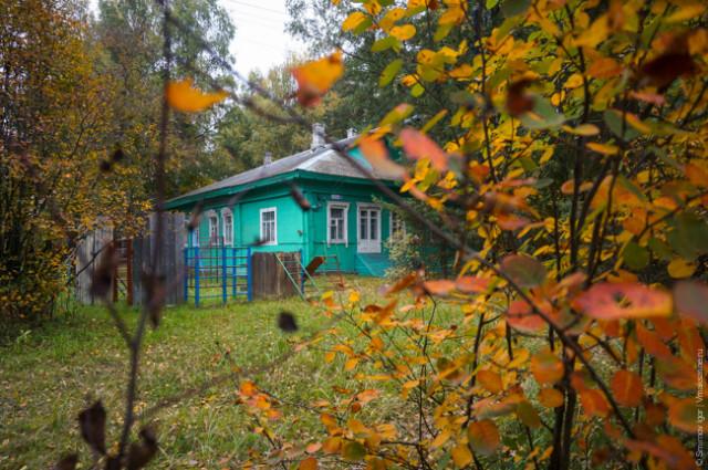 Здание дома детства и юношества